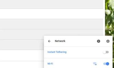 Comment utiliser la fonction Instant Tethering avec un Chromebook