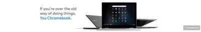 Google met en ligne une Chaîne Youtube dédiée au Chromebook