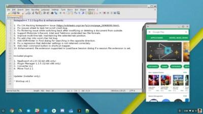 CrossOver arrive en bêta ouverte pour Chrome OS