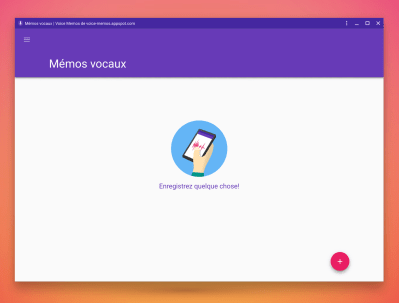 Les applications Web Progressive arrivent sur Chrome OS