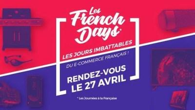 Les bonnes affaires débarquent en france avec Le French Friday