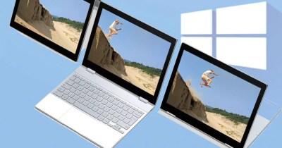 Google travaille peut-être sur un moyen d'exécuter Windows 10 sur un Pixelbook