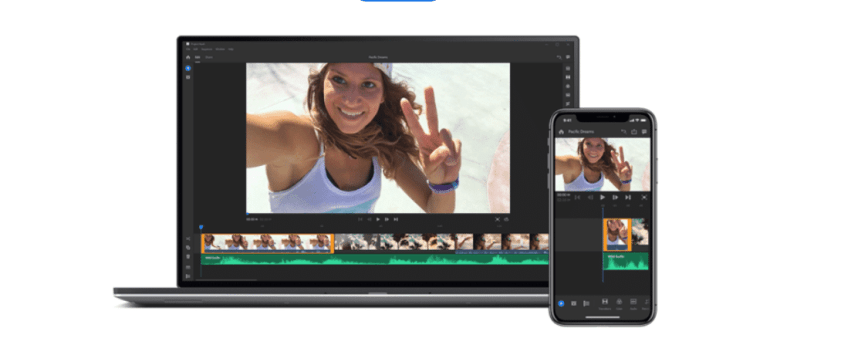 Le Chromebook a enfin son éditeur vidéo. Son nom ? Rush d'Adobe