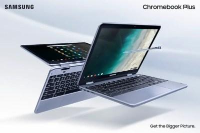 Découvrez le nouveau Chromebook 2018