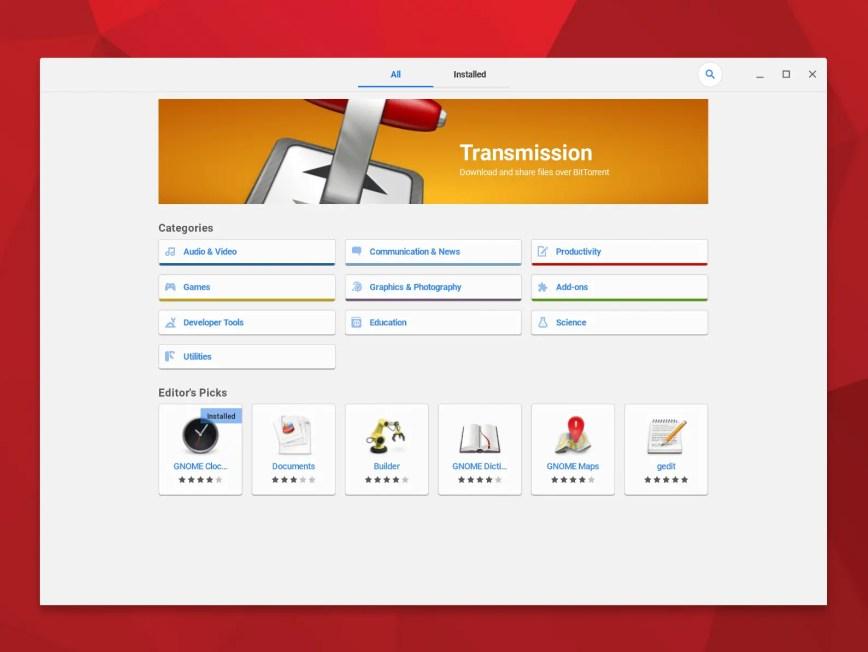 Installer une logithèque Linux sur ChromeOS et Chromebook