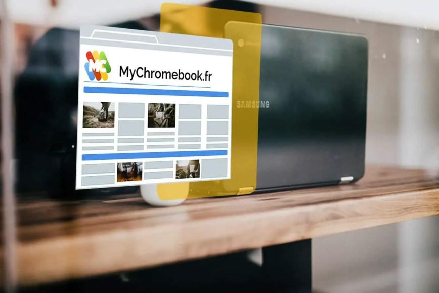 Accessoires autour du Chromebook