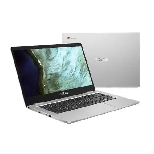Asus C423 : Un Chromebook tout équipé en 2019