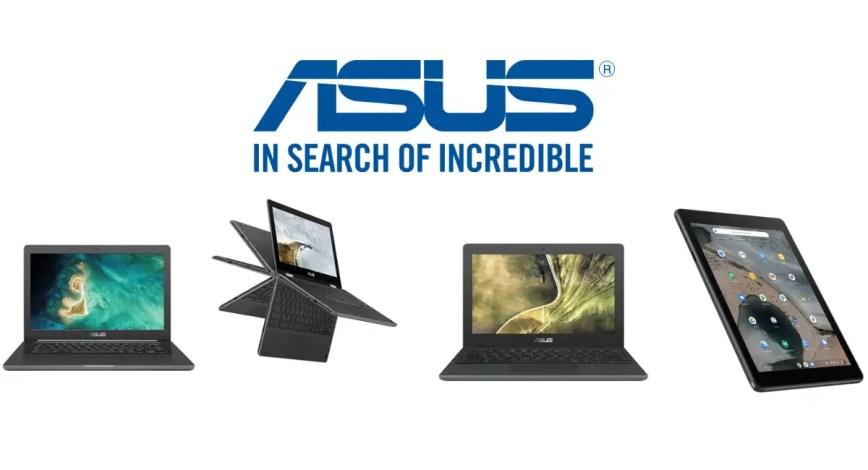 CES 2019: ASUS lance la première tablette Chrome OS