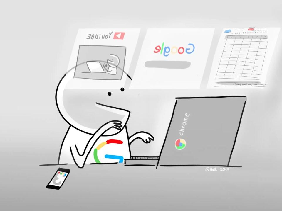 Les bureaux virtuels bientôt une réalité sur ChromeOS