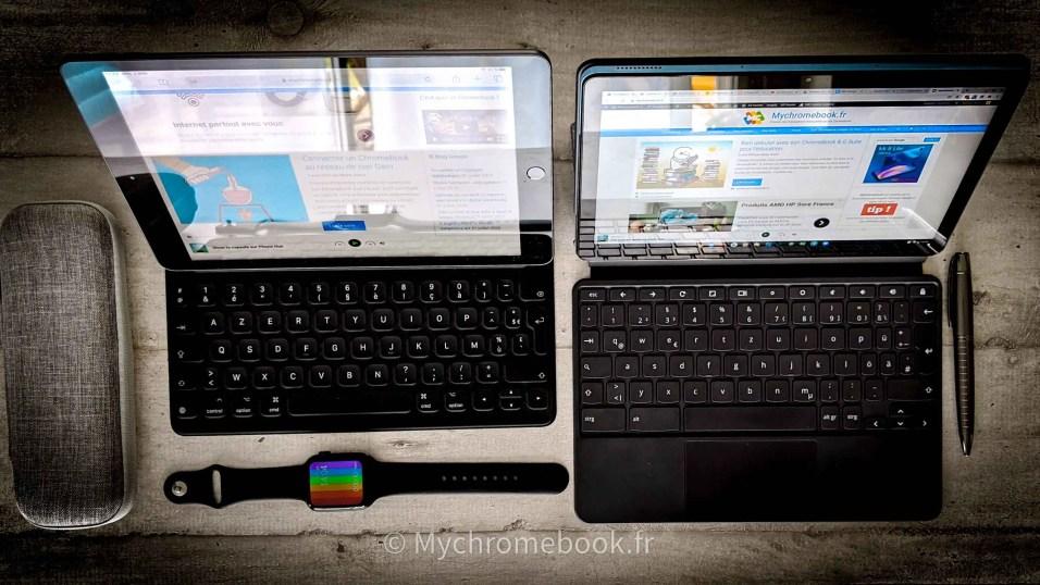 Clavier iPad Vs IdeaPad