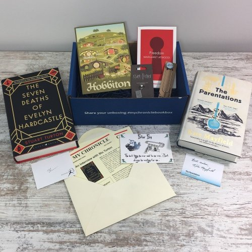 Book Subscription Box Science Fiction and Fantasy - May 18