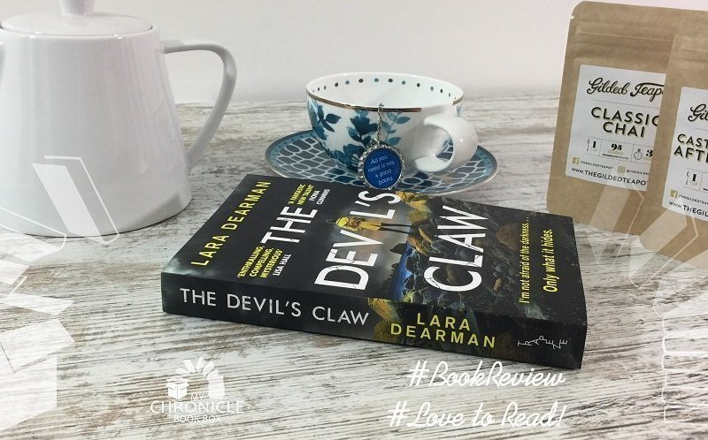 The Devil's Claw by Lara Dearman banner