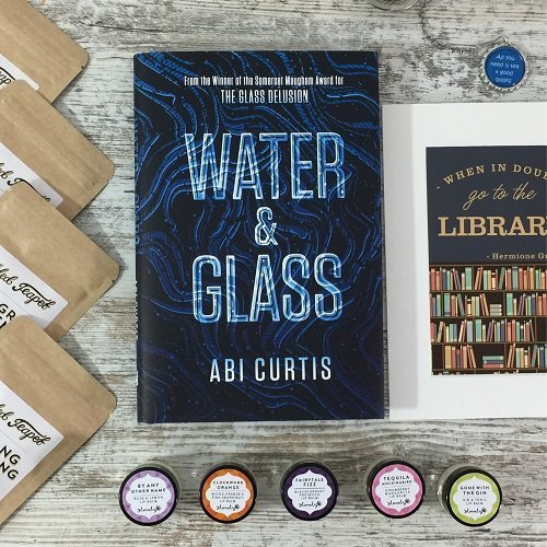 Water & Glass by Abi Curtis square