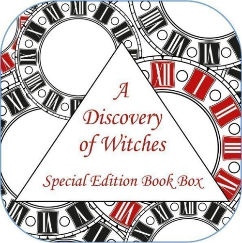 Times Convert - A Discover of Witches Book Box