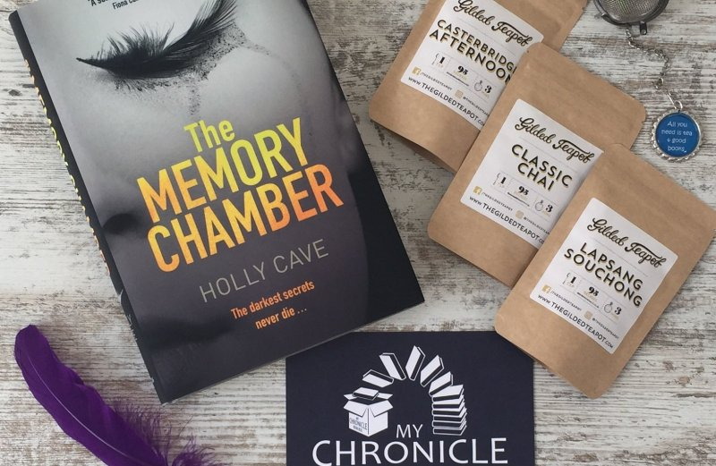 May newsletter giveaway prize