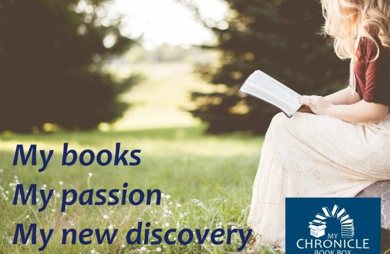 My books, my passion, my new discovery
