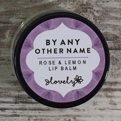Lovely Lipbalm Rose & Lemon