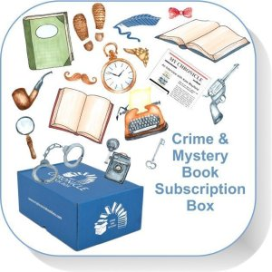My Chronicle Book Box Crime & Mystery Book Subscription Box