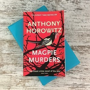 Book Cosy Special Edition Book Box (23) Magpie Murders by Anthony Horowitz