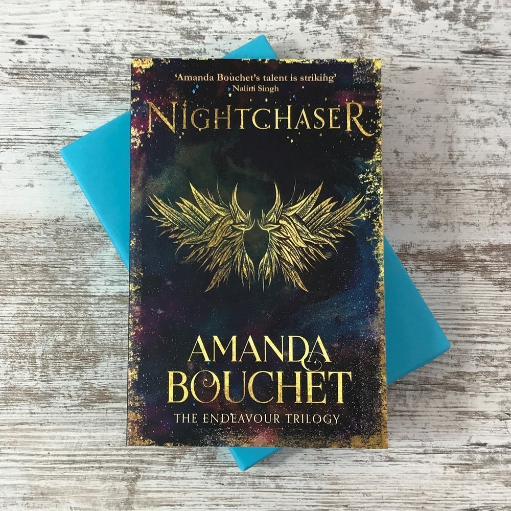 Book Subscription Box - SFF - February 2019 - Nightchaser - Amanda Bouchet
