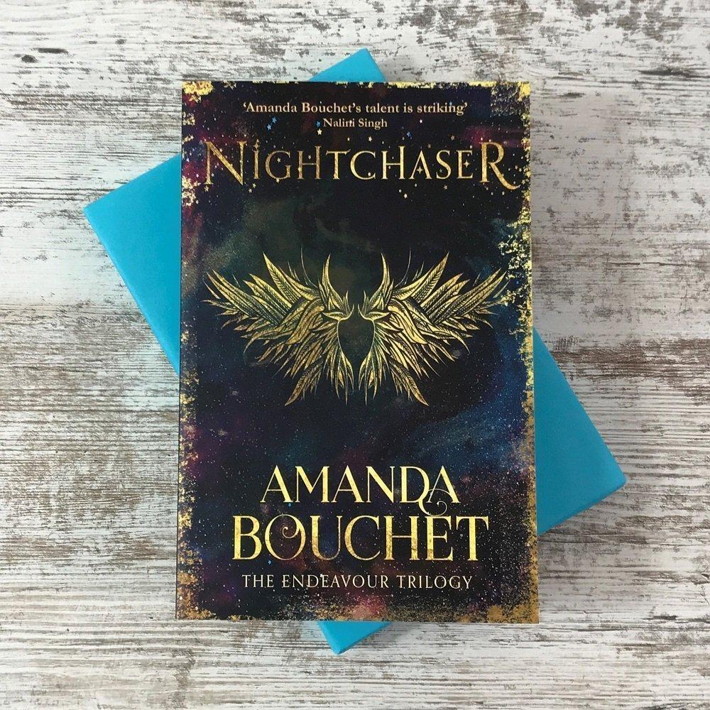 Book Subscription Box - SFF - February 2019 - Nightchaser - Amanda Bouchet
