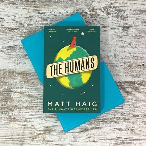 Humans By Matt Haig