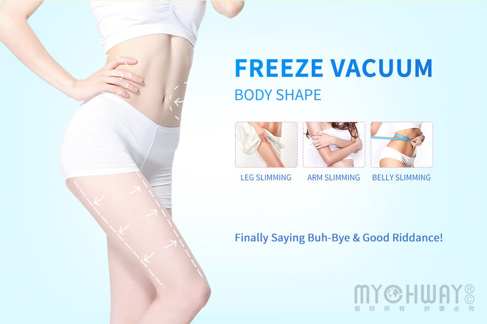 freezing belly slimming