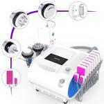 5 in 1 Fat Freezing 40K Cavitation Vacuum RF Slimming Machine