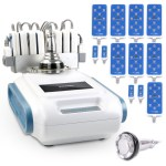 Led Laser Lypolysis SPA Machine