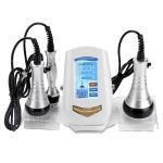 3 IN 1 40KHz cavitation ultrasound radio frequency RF body weight loss skin lifting machine