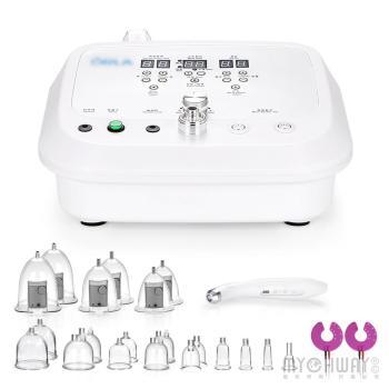 Breast Virbrating Body Shaping Detox Machine