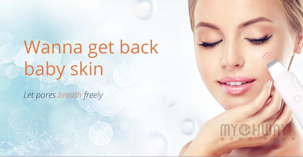 pores clean