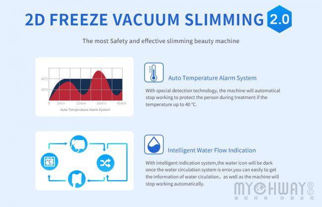 2D vaccum slimming