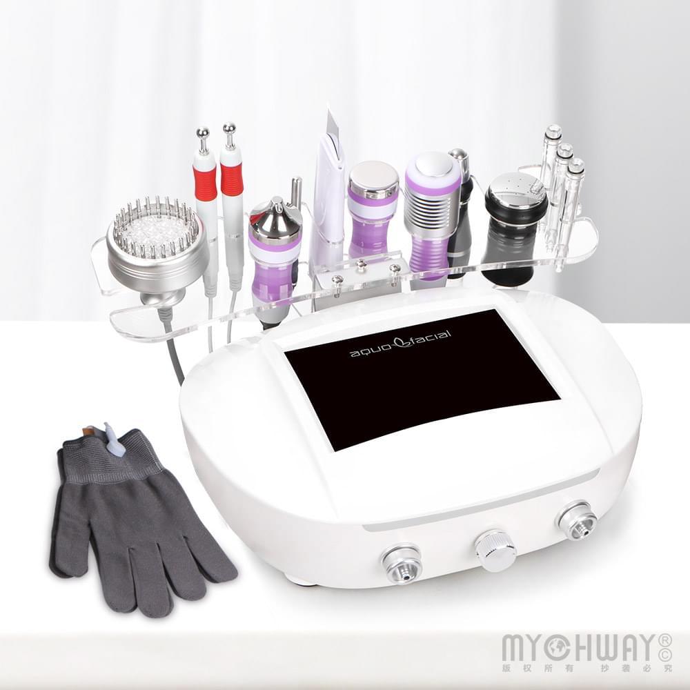 Electroporation for skin tightening