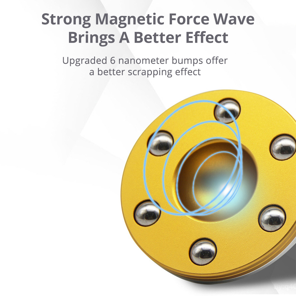 strong magnetic force wave