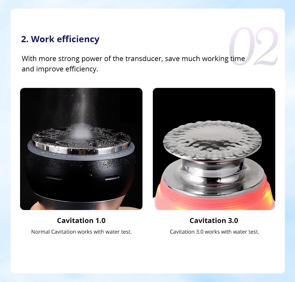 cavstorm machine spa use