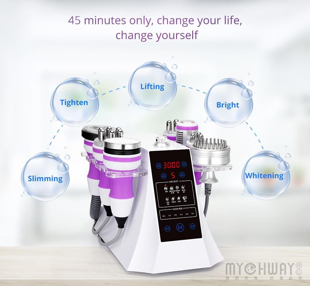 skin lifting machine