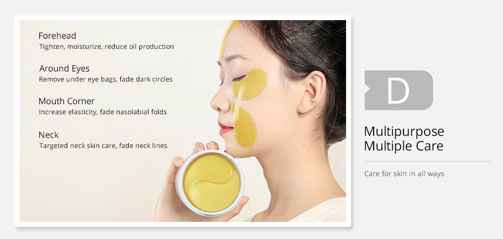 skin tighten dark circles removal