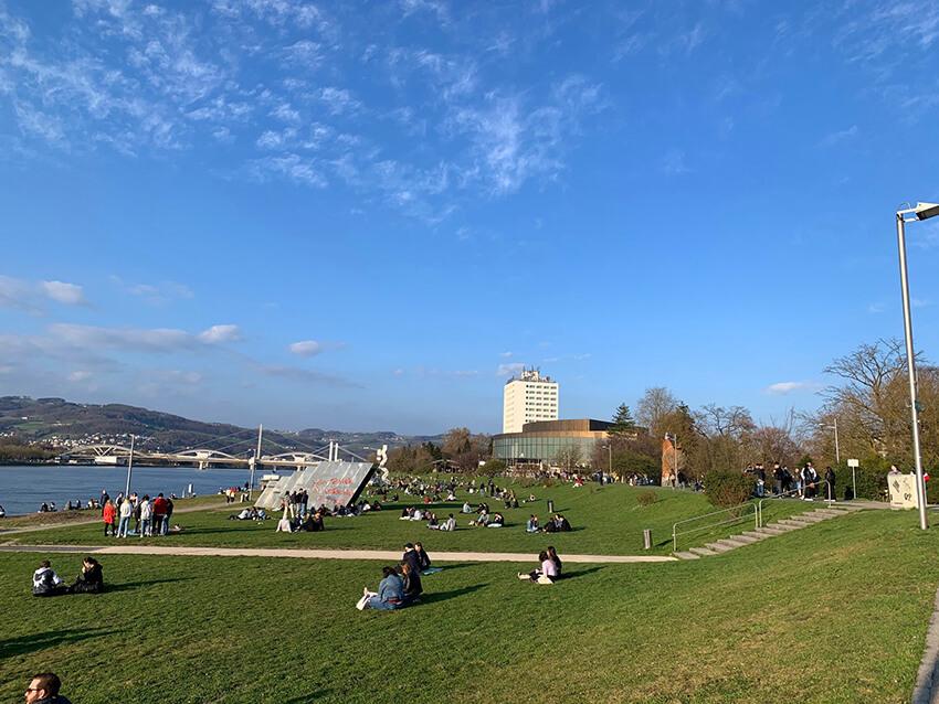 My City Guide - Donaulände