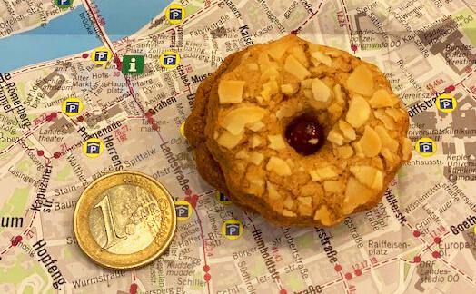 My City Guide - Kleinste Linzer Torte