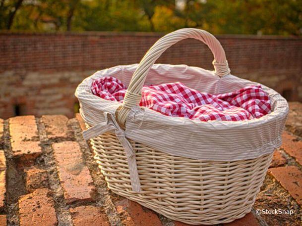 My City Guide - Picknickkorb