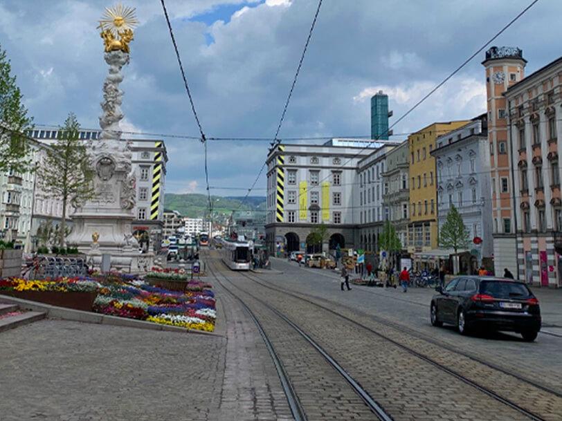 My City Guide Hauptplatz jetzt