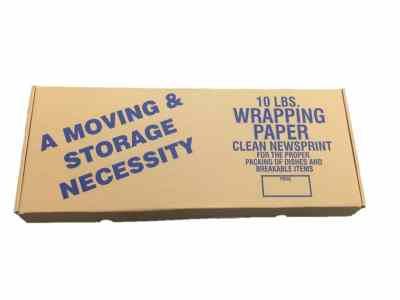 Packing paper