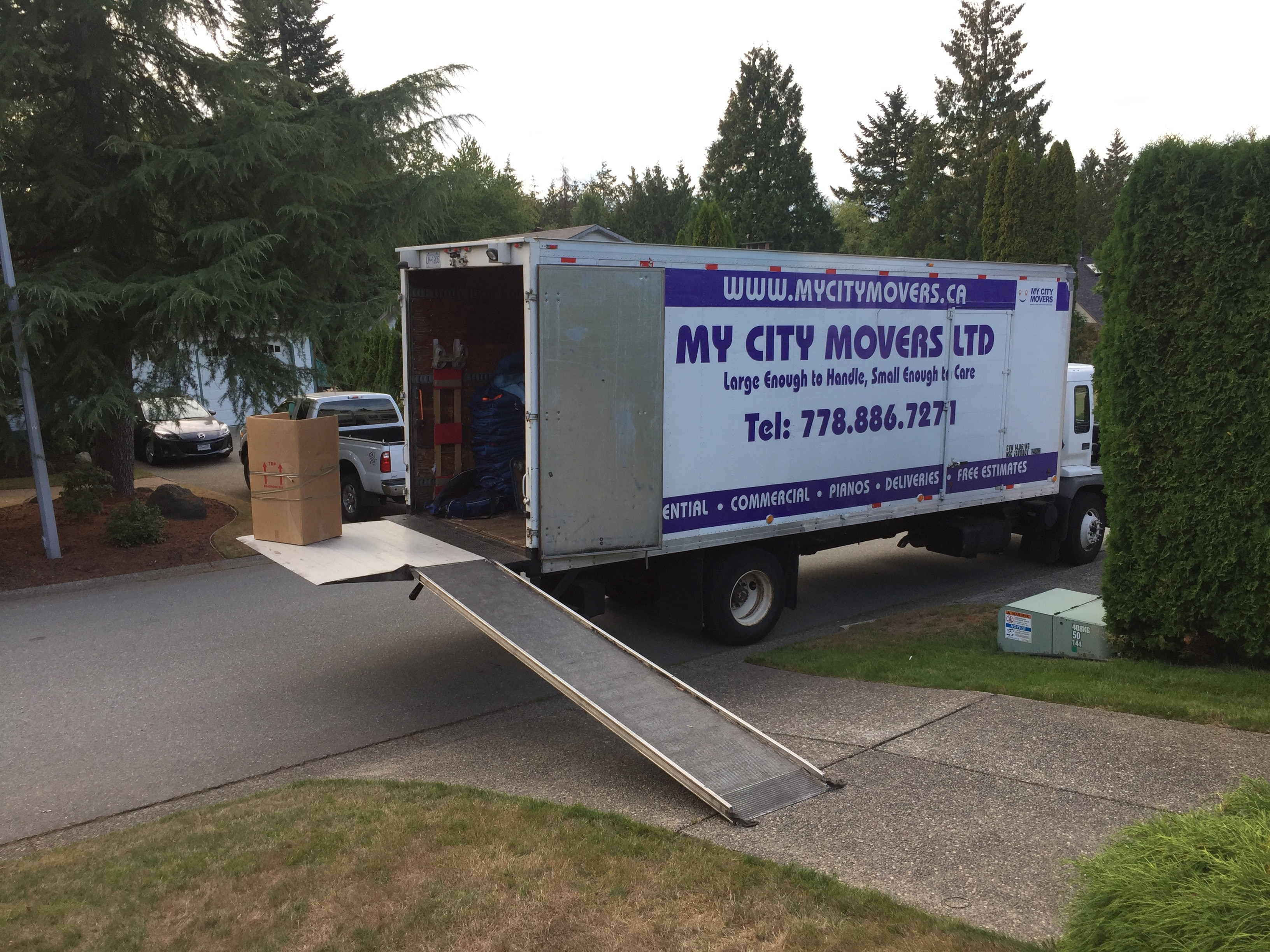 My City Movers