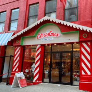 I 10 luoghi imperdibili a New York per un Natale #allitaliana