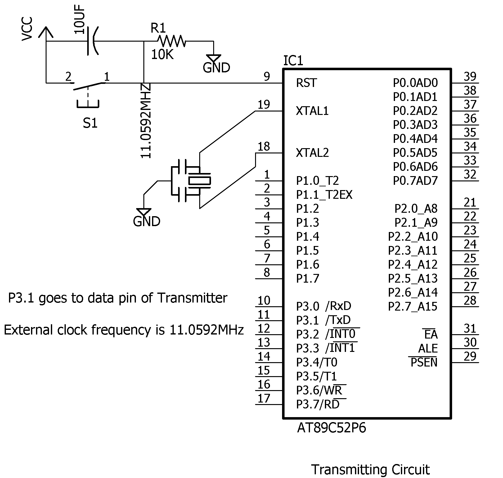 Interfacing 433mhz Rf Modules With Microcontroller