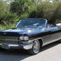 1963 Cadillac Eldorado covertible