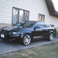 2009 Chevrolet SS Cobalt turbocharged