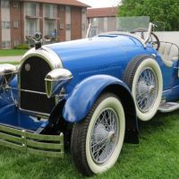 1925 Kissel Goldbug Speedster