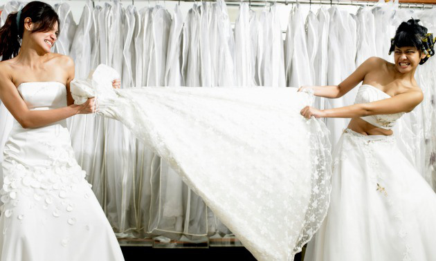 Deal Alert: One Day Vows Wedding Dress Sale